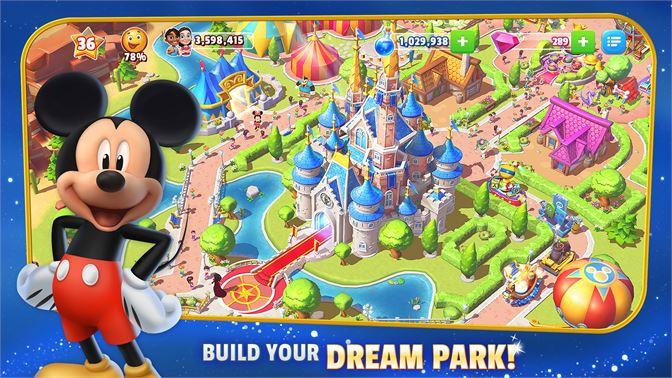 Get Disney Magic Kingdoms: Build Your Own Magical Park - Microsoft Store