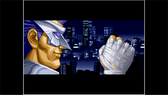 ACA NEOGEO KIZUNA ENCOUNTER screenshot 5