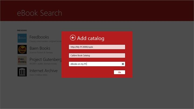 Get ebook search microsoft store screenshot connect to other catalogs fandeluxe Gallery