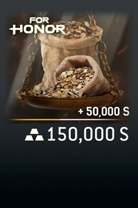 Carátula del juego FOR HONOR 150 000 STEEL Credits Pack