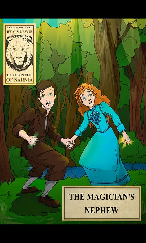 the chronicles of narnia the magician The chronicles of narnia 1 - the magicians nephew 2 chapter one the wrong door this is a story about something that happened long ago when your grandfather.