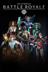Carátula para el juego Skyforge Battle Royale: Phoenix Squad Pack de Xbox 360