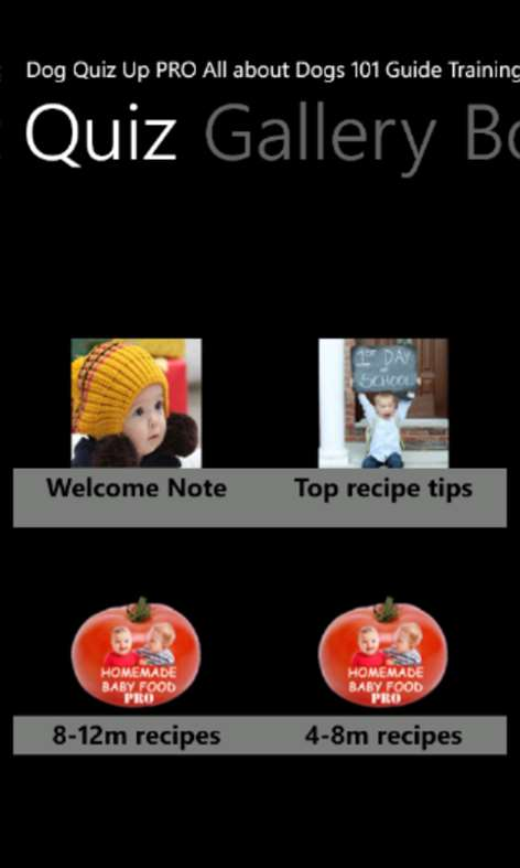 Buy homemade baby food recipes cooking for kids pro microsoft store screenshot forumfinder Choice Image