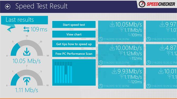 Get Speed Checker - Microsoft Store en-GB