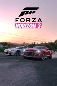 Forza Horizon 3 2015 Jaguar XE-S