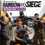 Tom Clancy's Rainbow Six® Siege Operator Edition Logo