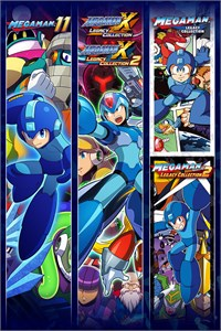 Mega Man 30th Anniversary Bundle