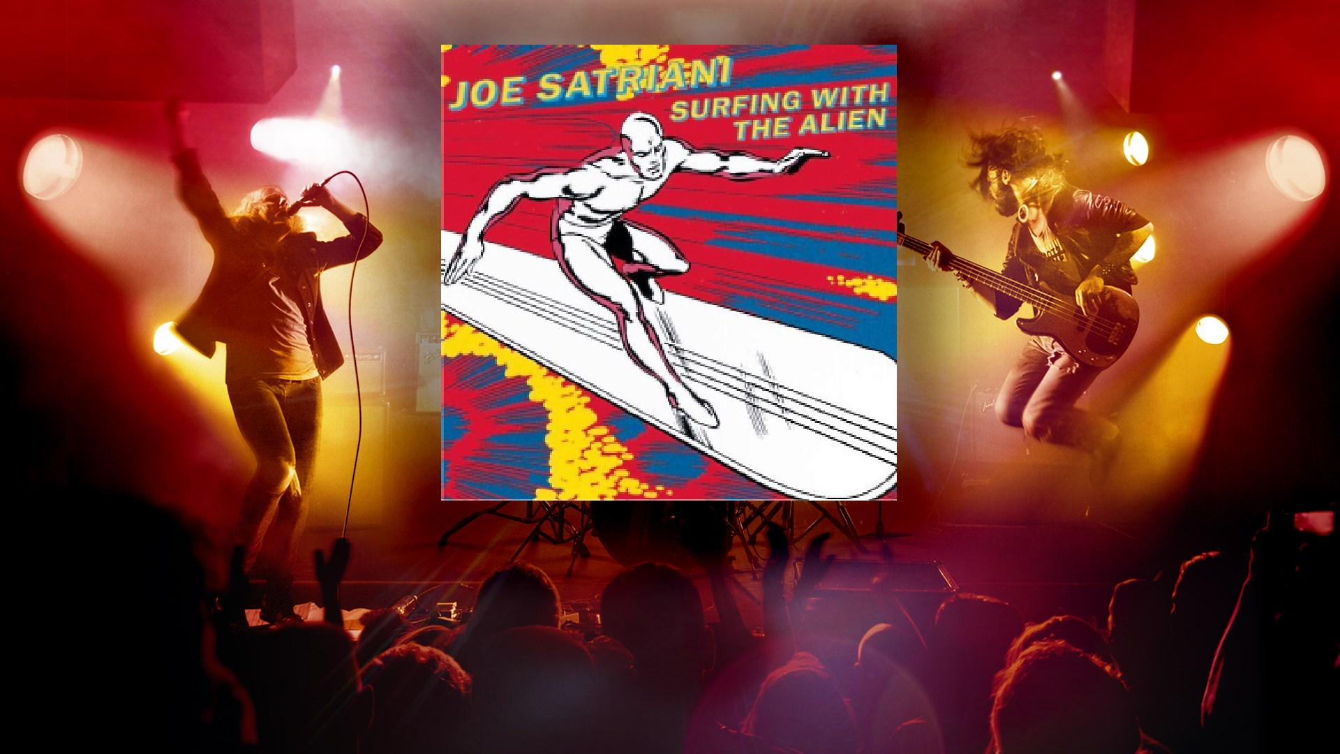 Buy Surfing With The Alien Joe Satriani Microsoft Store