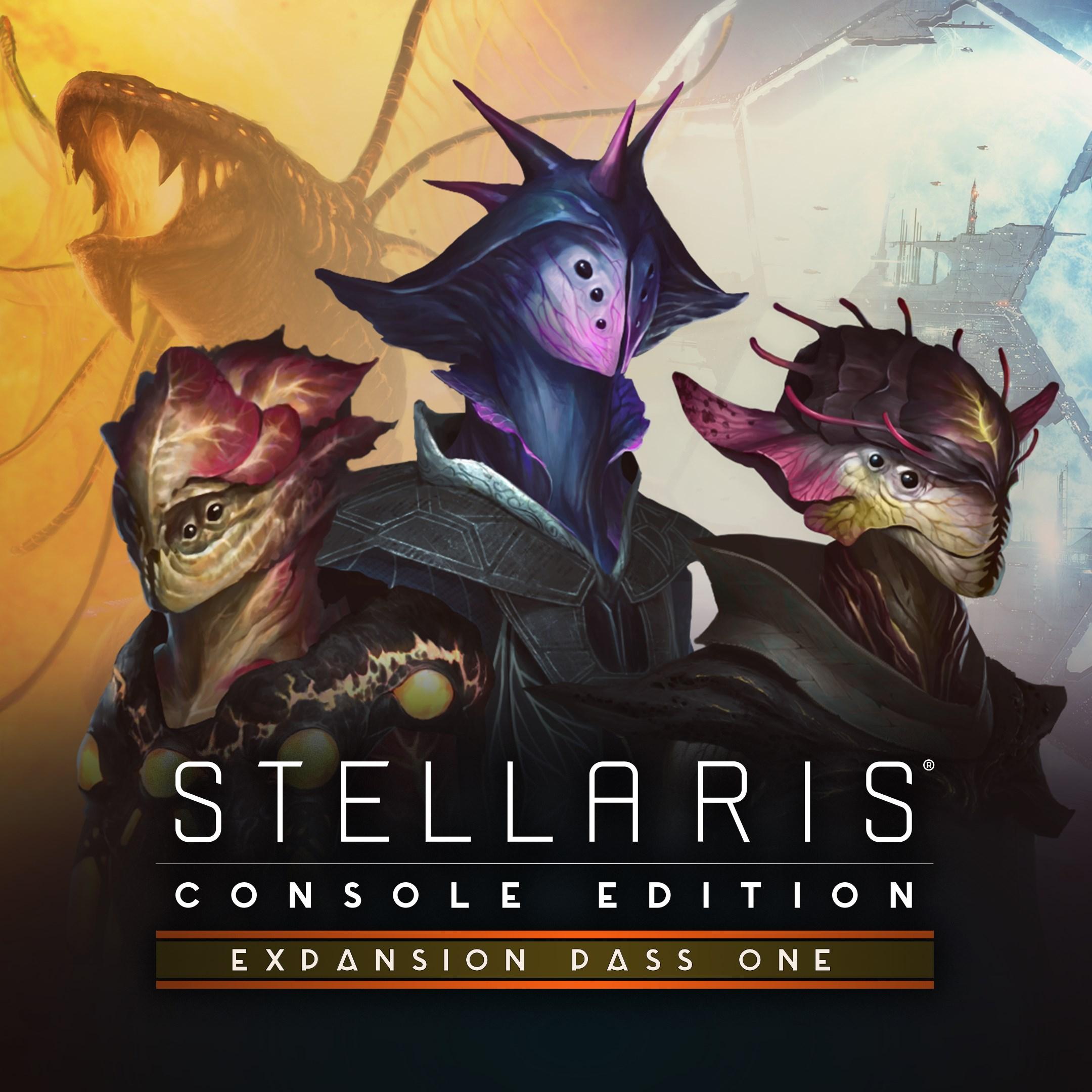 Скриншот №1 к Stellaris Console Edition - Expansion Pass One
