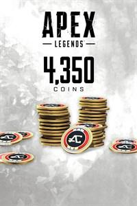 Apex Legends™ – 4 350 Moedas Apex