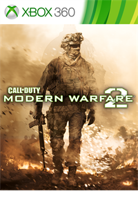 Carátula del juego Call of Duty: Modern Warfare 2