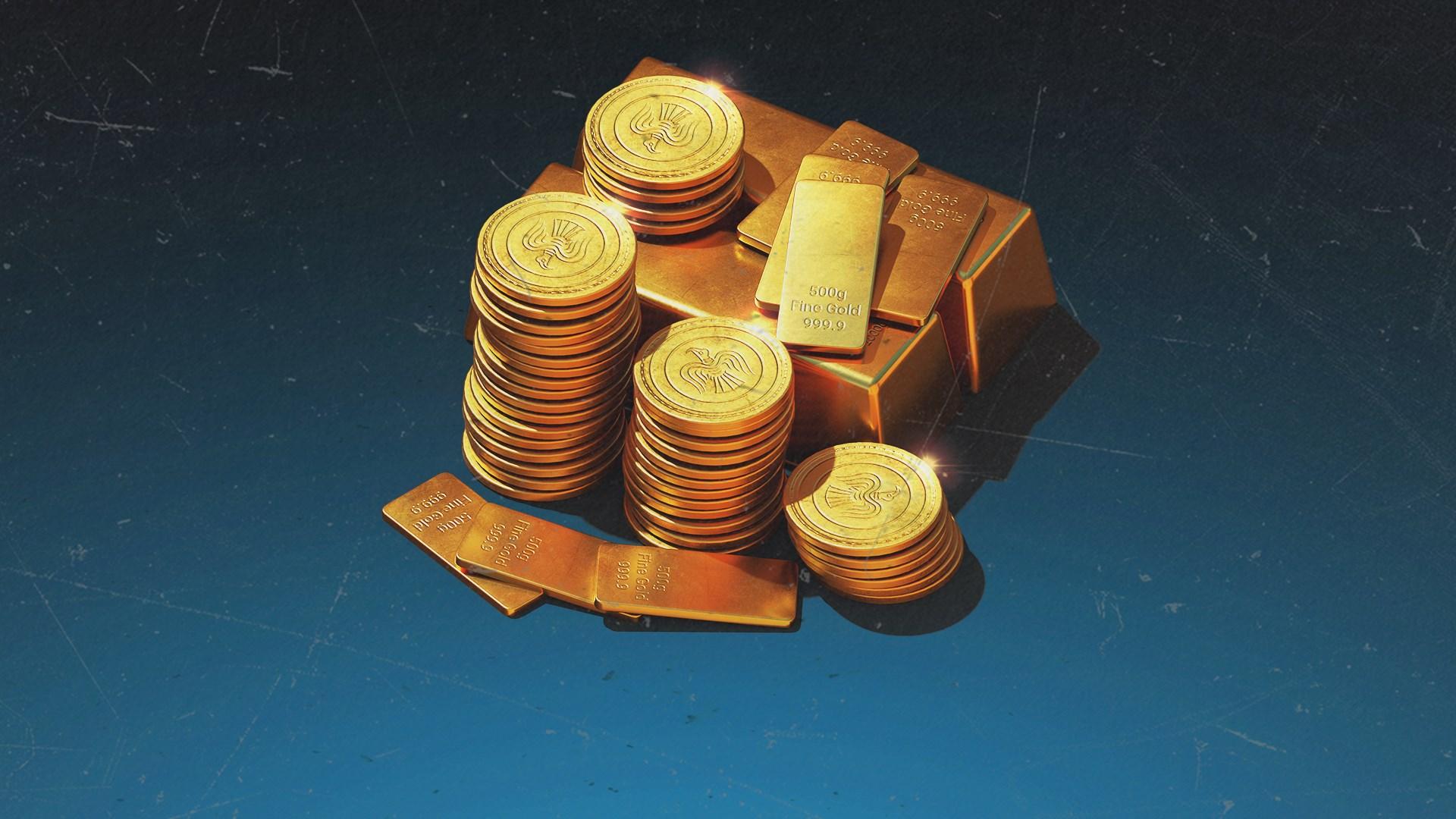VIGOR: 3100 (+900 BONUS) CROWNS