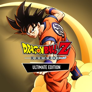 DRAGON BALL Z: KAKAROT Ultimate Edition Pre-Order Bundle Xbox One