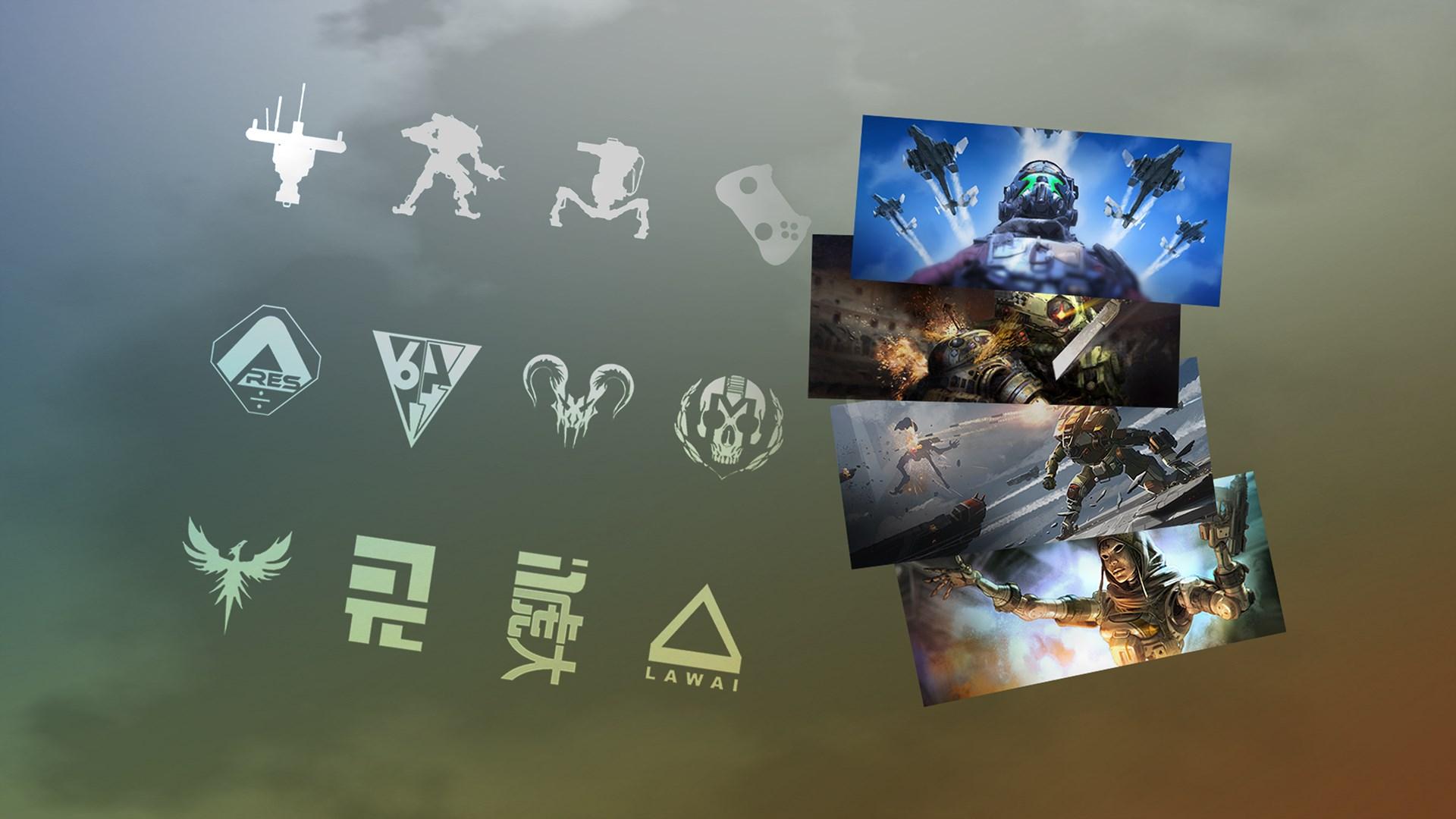 Titanfall™ 2: Angel City Callsign Pack