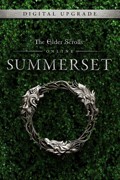 The Elder Scrolls® Online: Summerset Upgrade - Prepurchase