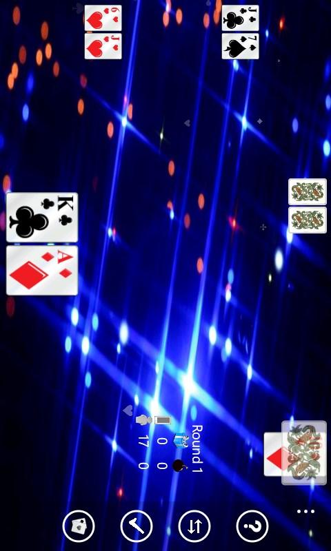 Андроидтегі показ покер