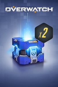 Carátula para el juego Overwatch 2 Archives Loot Boxes de Xbox 360