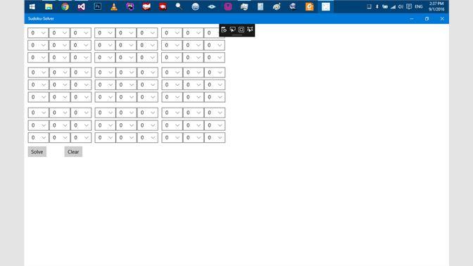 Get Sudoku-Solver - Microsoft Store