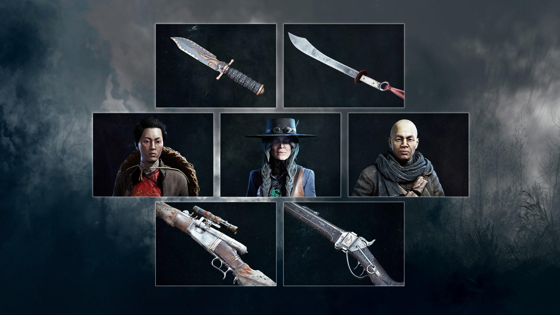 Hunt: Showdown - Gunslingers Bundle