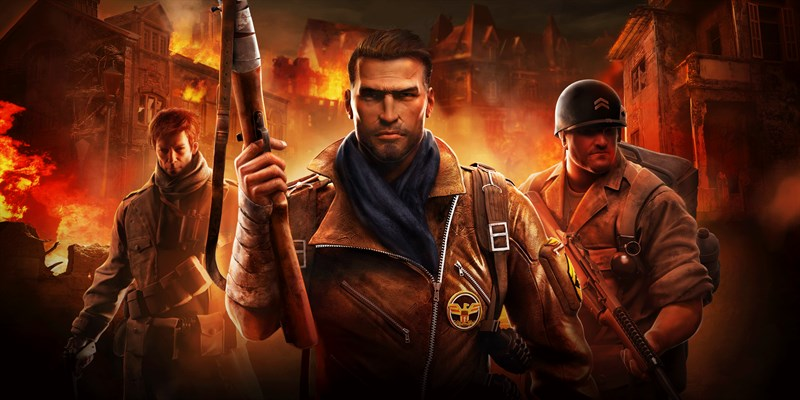 Get Brothers In Arms 3 Sons Of War Microsoft Store