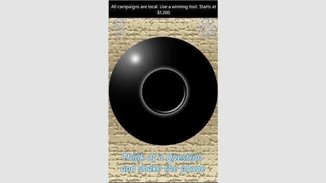 Get Magic Ball (Free) - Microsoft Store