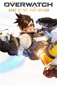 Carátula del juego Overwatch Game of the Year Edition