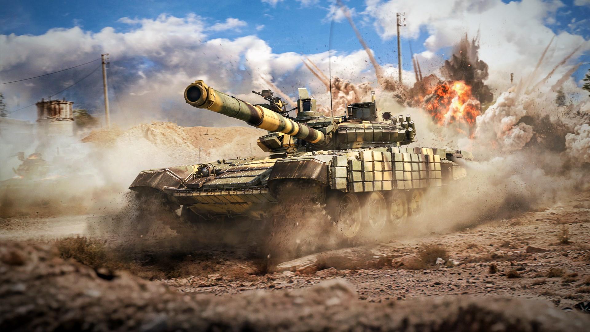 Buy War Thunder - T-72AV (TURMS-T) Pack - Microsoft Store