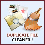 Duplicates Cleaner ! Logo
