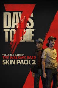 Carátula del juego 7 Days to Die - The Walking Dead Skin Pack 2