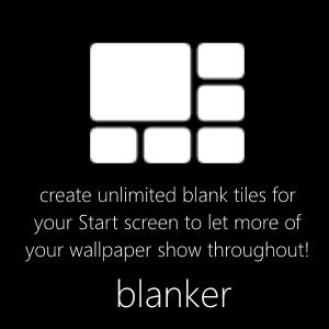 Blanker