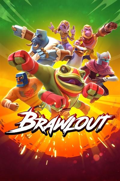 Brawlout Standard Edition Pre-Order Bundle