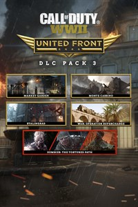 Call of Duty®: WWII - United Front: DLC Pack 3
