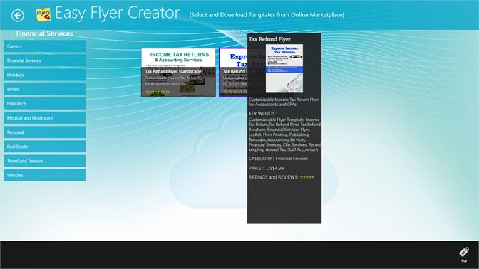 Get Easy Flyer Creator - Microsoft Store en-GB