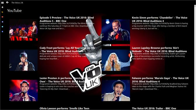 Get The Voice_Uk - Microsoft Store