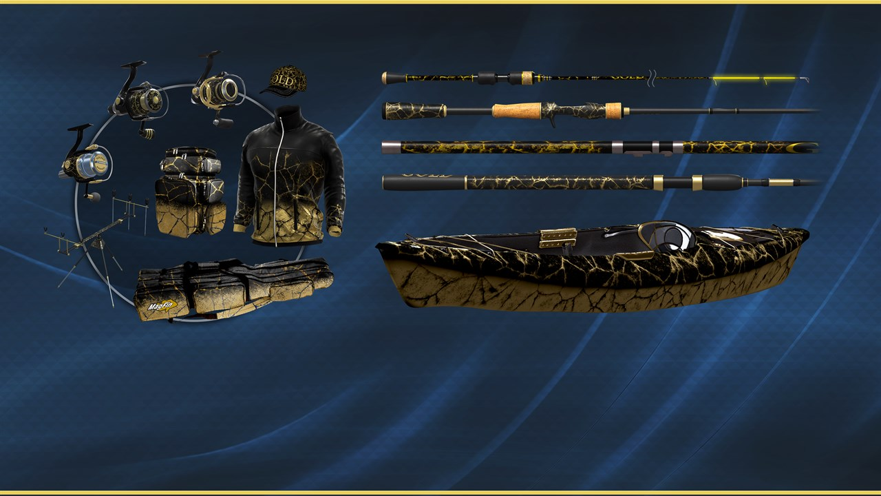Fishing Planet: Golden Pack kaufen – Microsoft Store de AT