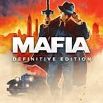 Mafia: Definitive Edition Logo