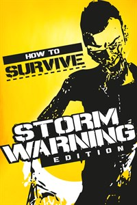 Carátula del juego How to Survive: Storm Warning Edition