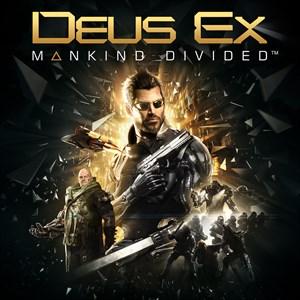 Deus Ex: Mankind Divided™ Xbox One