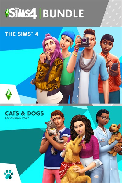 The Sims™ 4 Plus Cats & Dogs Bundle
