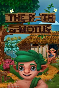 Carátula del juego The Path of Motus