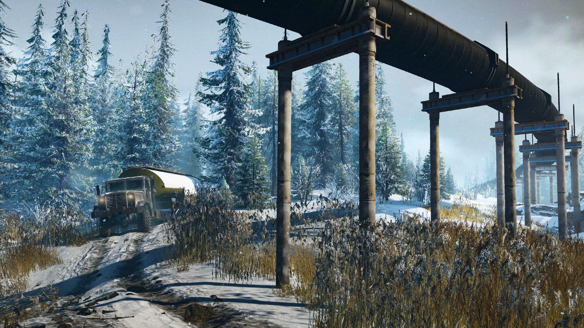 Скриншот №8 к SnowRunner