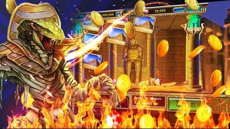 Slots Quest - Pharaoh's Way Captures d'écran 1