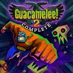 Guacamelee! 2 Complete Logo