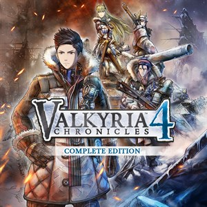 Valkyria Chronicles 4 Complete Edition Xbox One