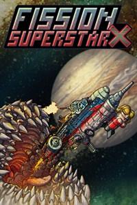 Carátula para el juego Fission Superstar X de Xbox 360