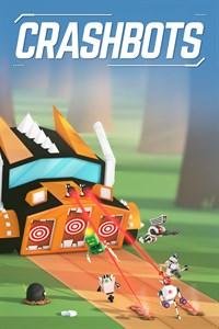 Carátula para el juego Crashbots de Xbox 360