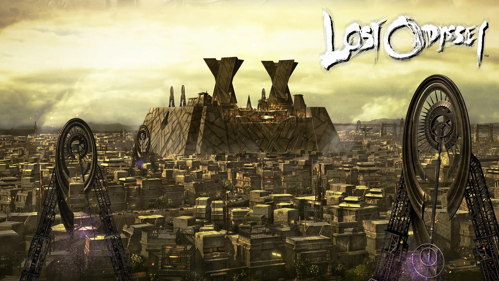 Buy Lost Odyssey - Microsoft Store