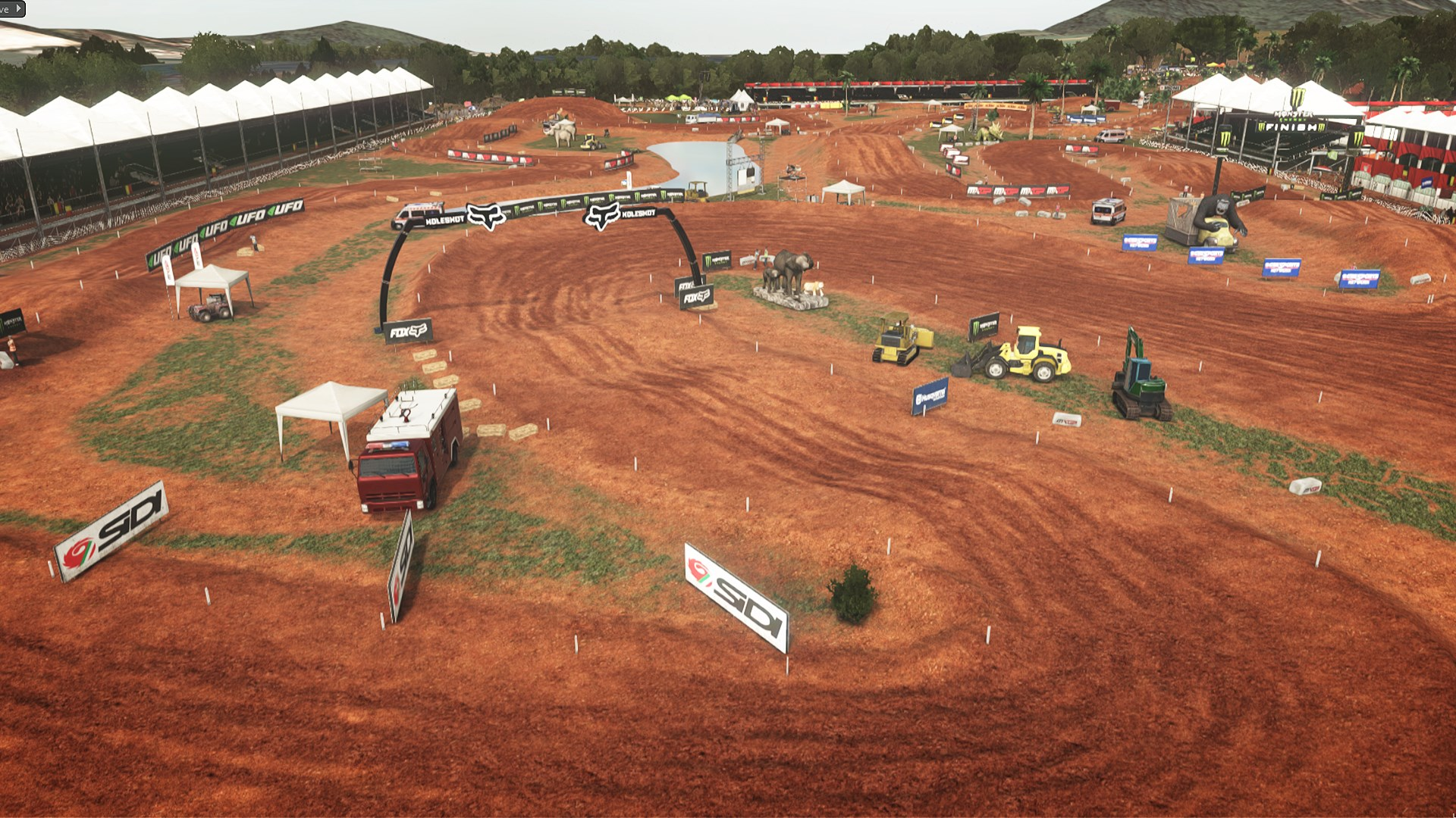 MXGP2 - Beto Carrero Track