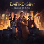 Empire of Sin - Deluxe Edition Logo