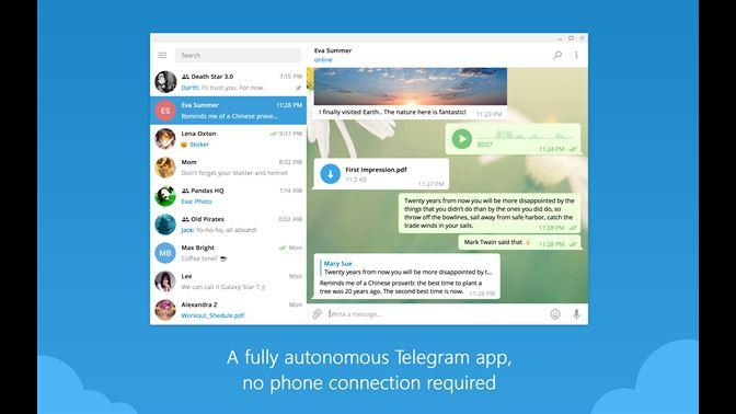 free download telegram for pc windows 10